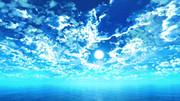【MMDステージ配布】幻想の午後 TG8【スカイドーム】