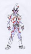 オリジナル/仮面ライダーマッドドゥーケ/オープンマッドクラウン