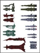 ルウム戦役参加艦艇一覧