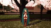 桜の樹の下で(追記アリ)