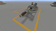 【Minecraft】シュヴァルべ共和国 主力戦車 「T-16 フューリー」