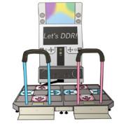 DDR白筐体