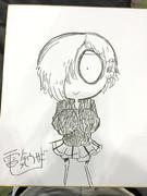 歌姫庭園11 色紙「白坂小梅」