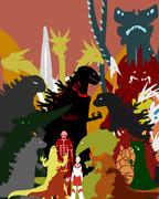 【怪獣大きさ比較】 ウルトラマンが何とかしてくれる
