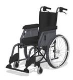 【MMDモデル配布あり】車椅子