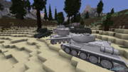 【MCヘリ】KV-2,T-34-85 カスタムテクスチャ