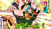 【東方眼鏡祭2016秋】こいしちゃんWピース!