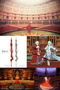 【Fate/MMD】原初の火 Aestus Estus【武器配布】