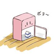 冷蔵庫カービィ