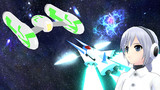 【MMDオリキャラ祭り】ユフさんの宇宙戦