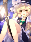 幻想郷の魔法少女