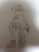 全く知らないでスプラトゥーンを描いてみた