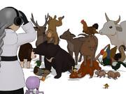 今年は動物モデル増やすって言った結果がこれだよ!!