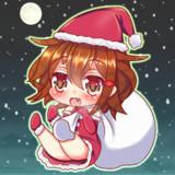 「じゃーん!雷サンタがプレゼントを配っちゃうね!」