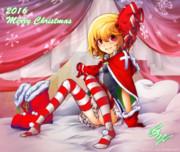 クリスマスルーミア