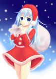 サンタな響