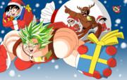 ブロリー達のクリスマス