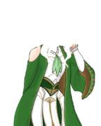 [ヴィトゥ=ガジーのギルド魔道士]高森藍子 改変立ち絵