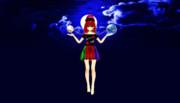 地獄の女神