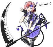 楽器の擬人化