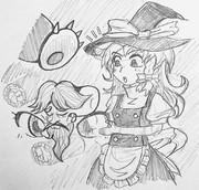 クッキー☆投稿者ならこのぐらいサラサラ描けよ!