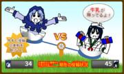 牛乳vs.小麦粉☆