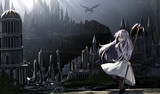 地底の廃城