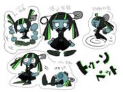 【ラテールイラストコンテスト】トゥーンペット