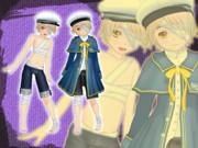 【MMD】オリバーくんver1_01【モデル配布】