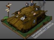 IV号戦車H型(D型改)