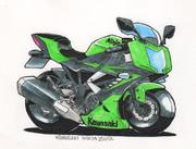 Kawasaki Ninja250SL
