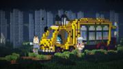 【Minecraft】ジャパリバス  つくったー!