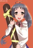 伊良湖の魚雷チョコ