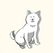 ガヴリールドロップアウトの犬。