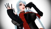 魔砲使い黒姫モデル配布