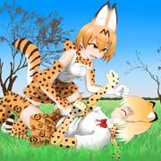 猫の日フレンズ