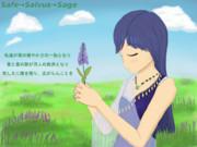 千早誕生日おめでとう絵&ちはやミュージアム参加作品「セーフ」