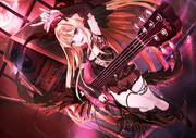 5弦ベースヴァンピィちゃん
