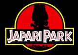 「ジャパリ・パーク」ロゴ