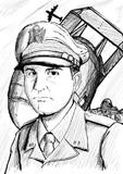 アメリカ合衆国空軍 第509混成部隊 ポール・ティベッツ大佐