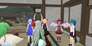 【宿題】大妖精は何の妖精か調べてくること その後2「慧音先生はお怒りの様です。」