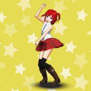 将来の夢は歌って踊れるお笑い芸人です!