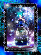 Lat式ミク 闇雪のドレス -Dark Snow Reverie-