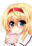 アリスとマグカップ