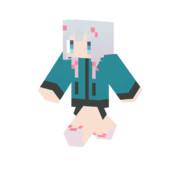 【minecraftスキン】和泉紗霧(サンプル)