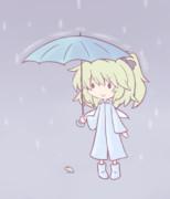 天気悪いですね