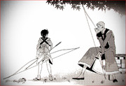 弓使いの戦闘服かわいい