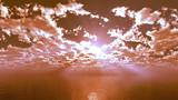 【MMDステージ配布】褐色の夕焼け TS7【スカイドーム】