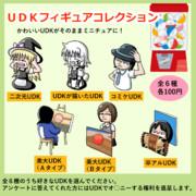 UDKフィギュアコレクション