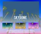 雲一つない快晴スカイドーム13種類配布します